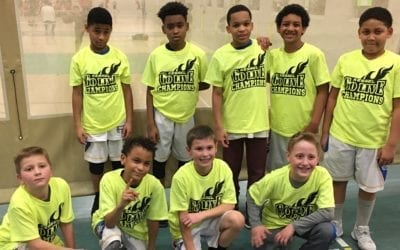 4th Grade White – Champions Of GO-LIVE Feeder Saturday Shootout