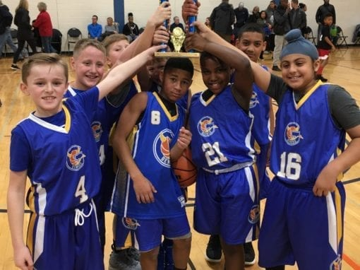 4th Grade Grey – Champions Of New Years E-Town Feeder Tournament