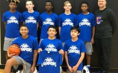 7th Grade Grey – Champions Of Go-Live Feeder Saturday Shootout