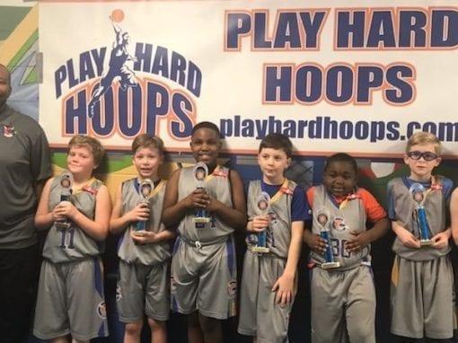 3rd Grade Grey – Champions Of Play Hard Hoops Feeder League