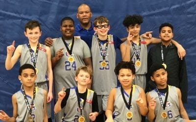 6th Grade White – Champions Of The Play Hard Hoops Feeder League & Play Hard Hoops Feeder League End Of The Year Tournament