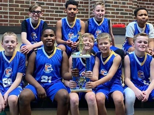5th Grade – Champions Of Evanston New Year's Feeder Tournament