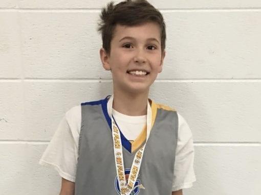 Joel Paasch – 6th Grade White – PHH Feeder League Second Team All-League