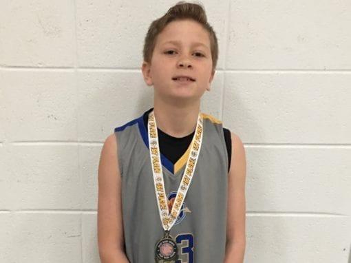 Reed Dangel – 5th Grade – PHH Feeder League First Team All-League